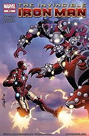 Invincible Iron Man (2008-2012) #514