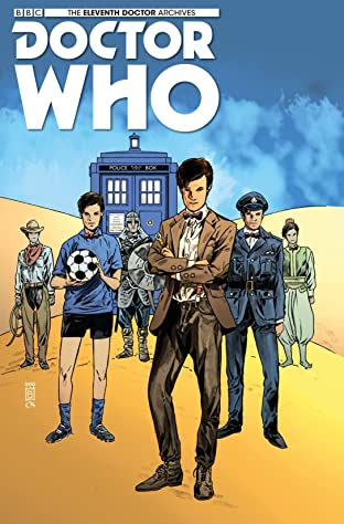 Doctor Who: The Eleventh Doctor Archives No.8