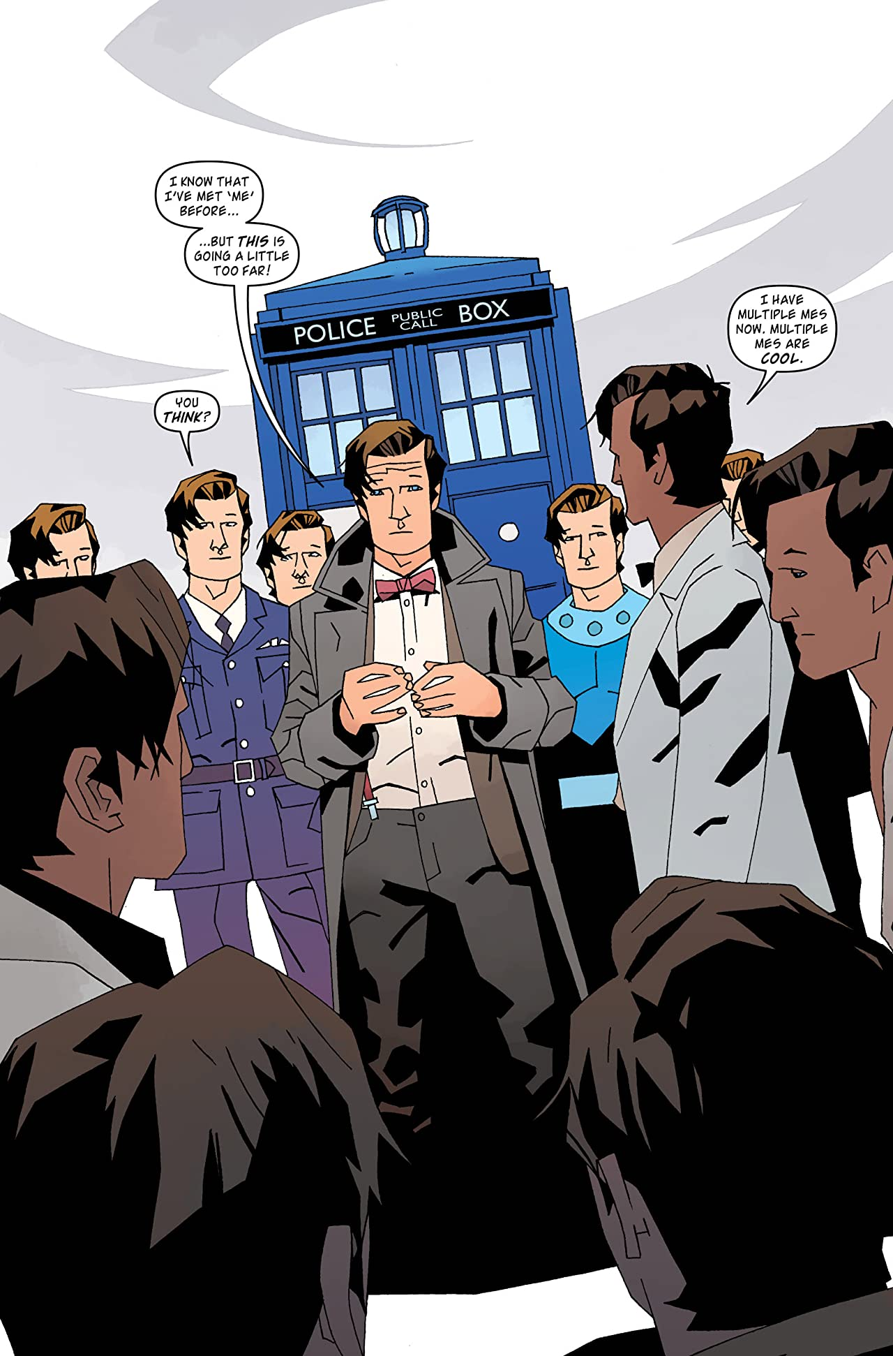 Doctor Who: The Eleventh Doctor Archives #8
