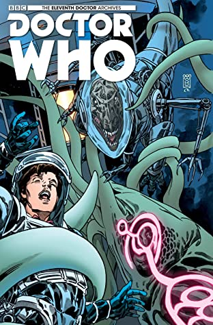 Doctor Who: The Eleventh Doctor Archives No.9