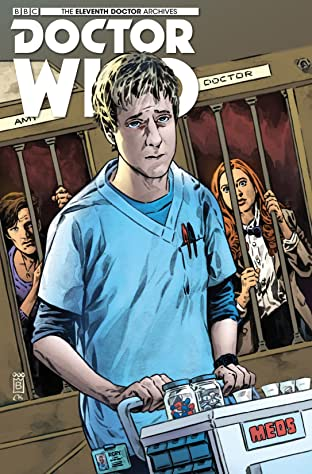Doctor Who: The Eleventh Doctor Archives No.11