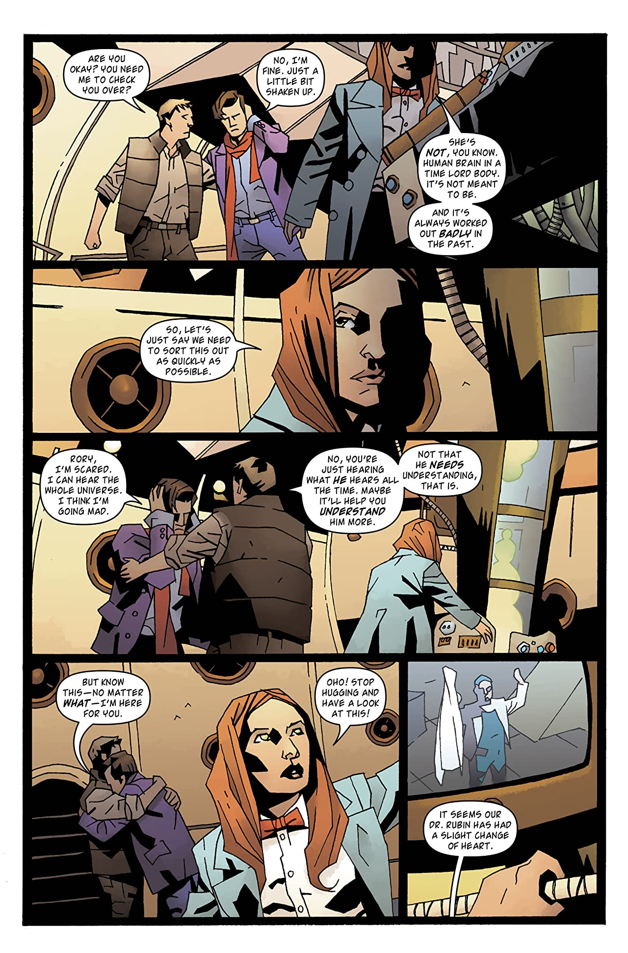 Doctor Who: The Eleventh Doctor Archives #11