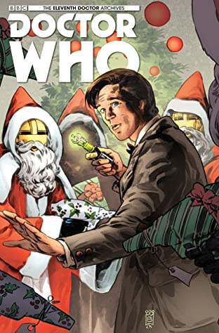 Doctor Who: The Eleventh Doctor Archives #12