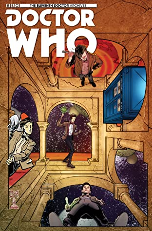 Doctor Who: The Eleventh Doctor Archives No.13