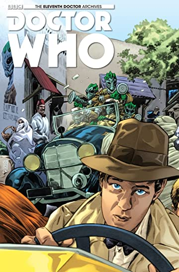 Doctor Who: The Eleventh Doctor Archives #16