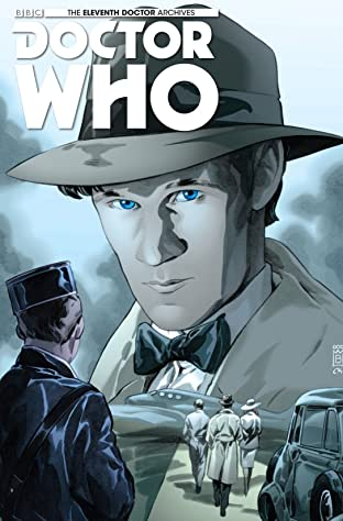 Doctor Who: The Eleventh Doctor Archives No.17