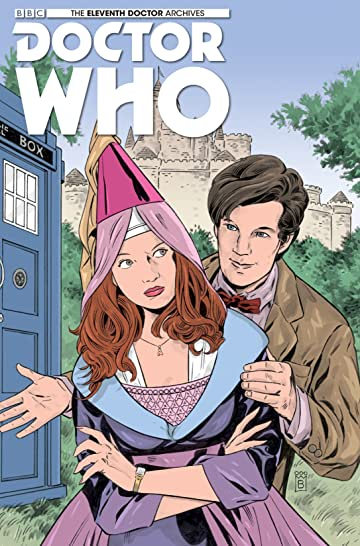 Doctor Who: The Eleventh Doctor Archives #18