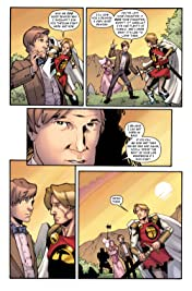 Doctor Who: The Eleventh Doctor Archives #19