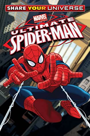 Share Your Universe Ultimate Spider-Man Premiere
