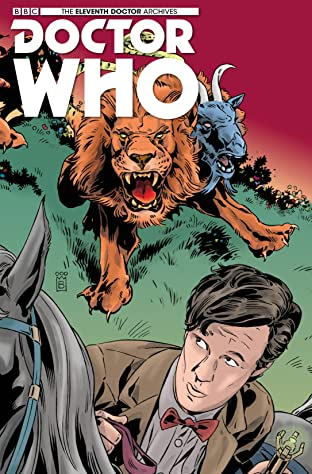 Doctor Who: The Eleventh Doctor Archives #20