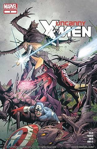 Uncanny X-Men (2011-2012) No.9
