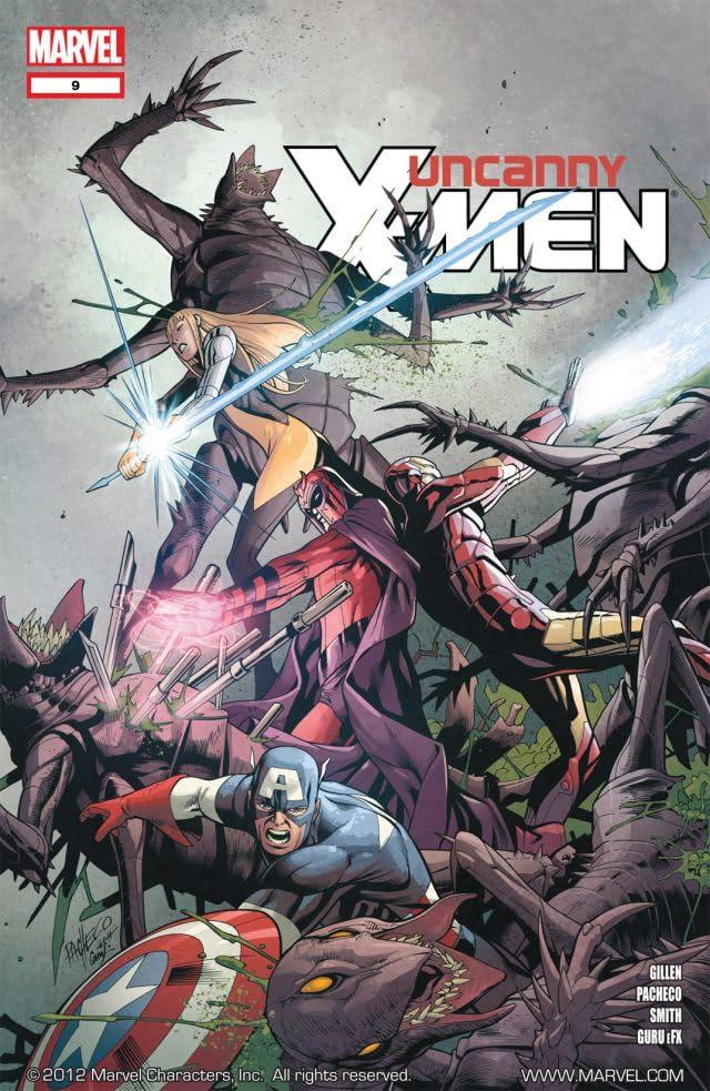 Uncanny X-Men (2011-2012) #9
