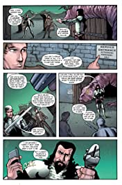 Doctor Who: The Eleventh Doctor Archives #21