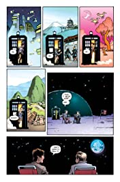 Doctor Who: The Eleventh Doctor Archives #24