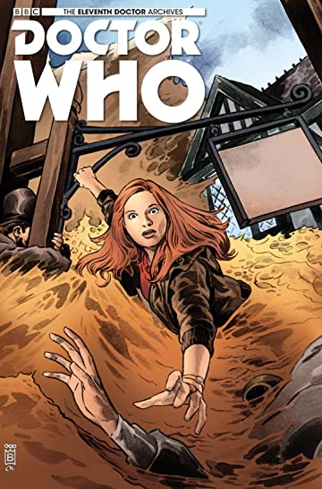 Doctor Who: The Eleventh Doctor Archives #25