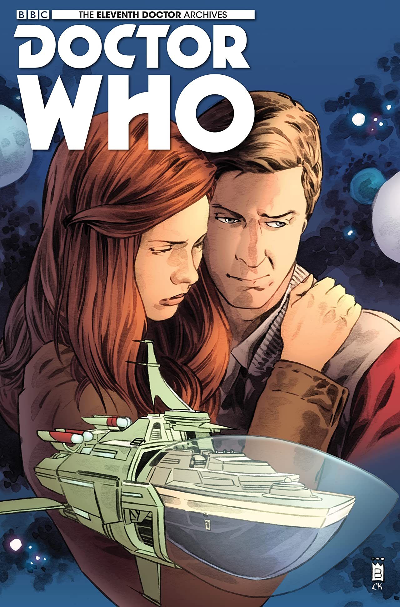 Doctor Who: The Eleventh Doctor Archives #27