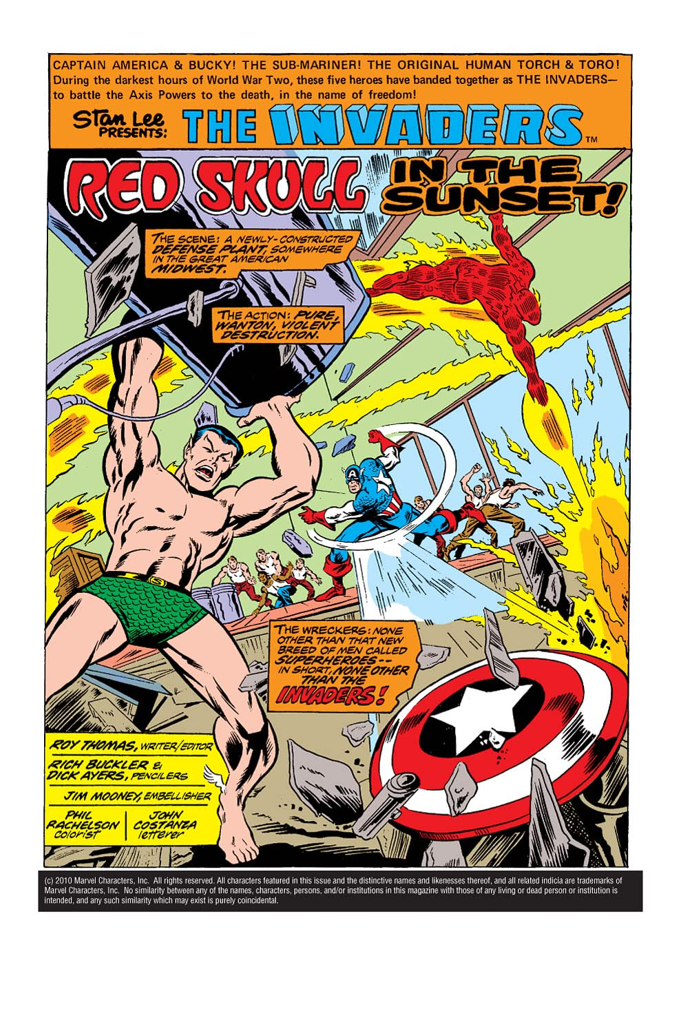Invaders (1975-1979) #5