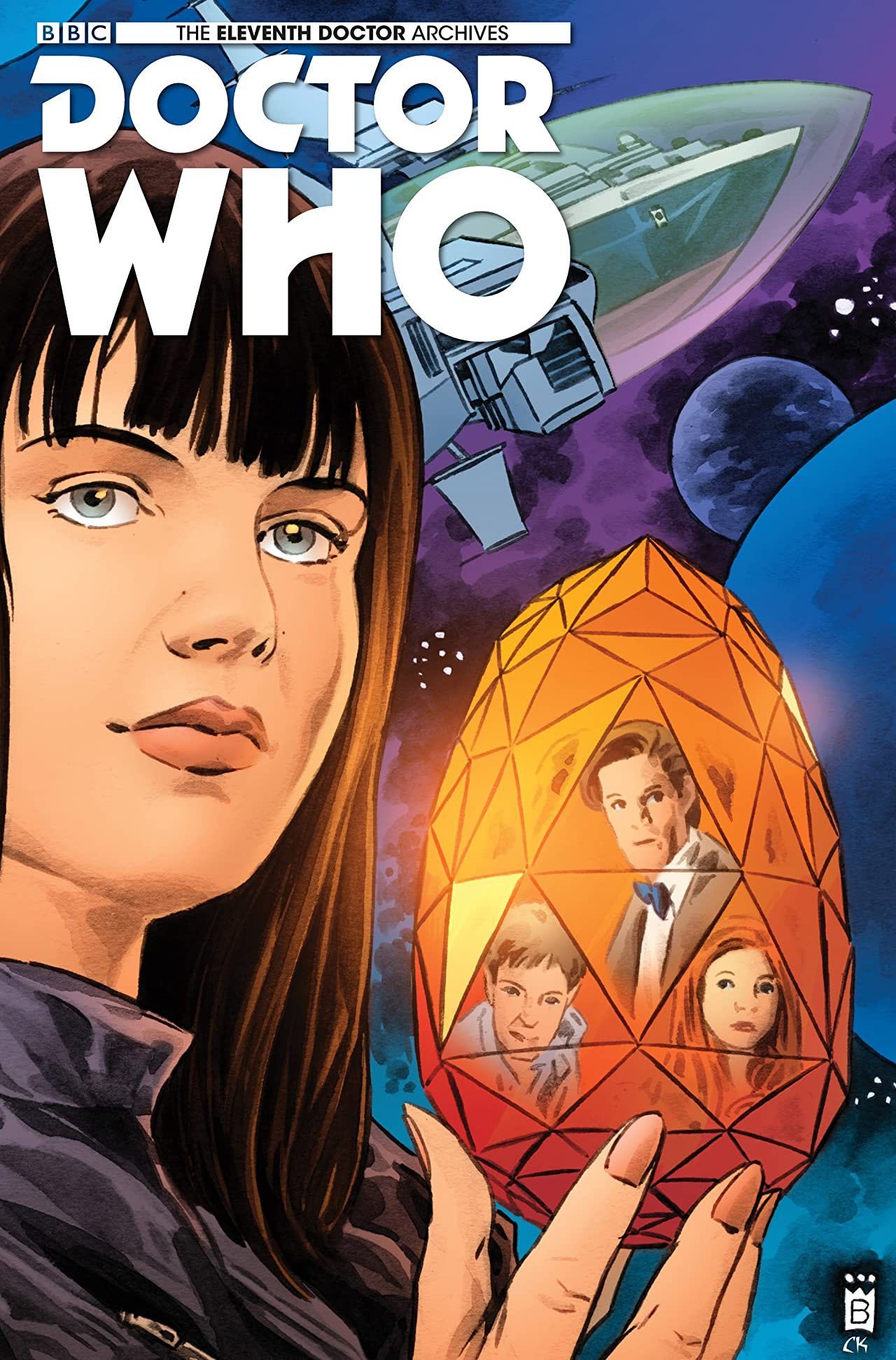 Doctor Who: The Eleventh Doctor Archives #28