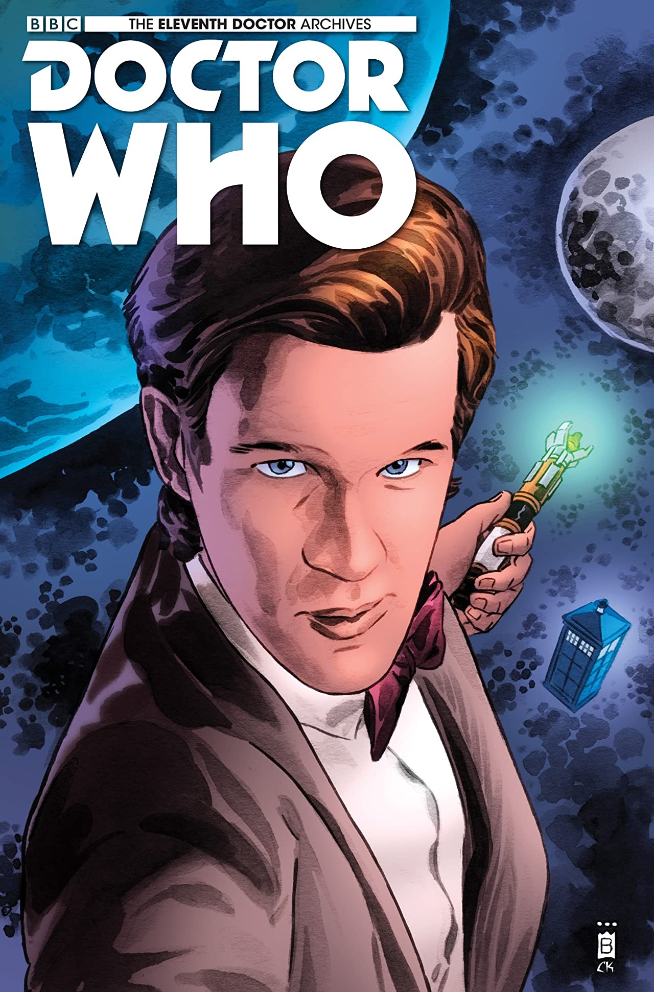 Doctor Who: The Eleventh Doctor Archives #29