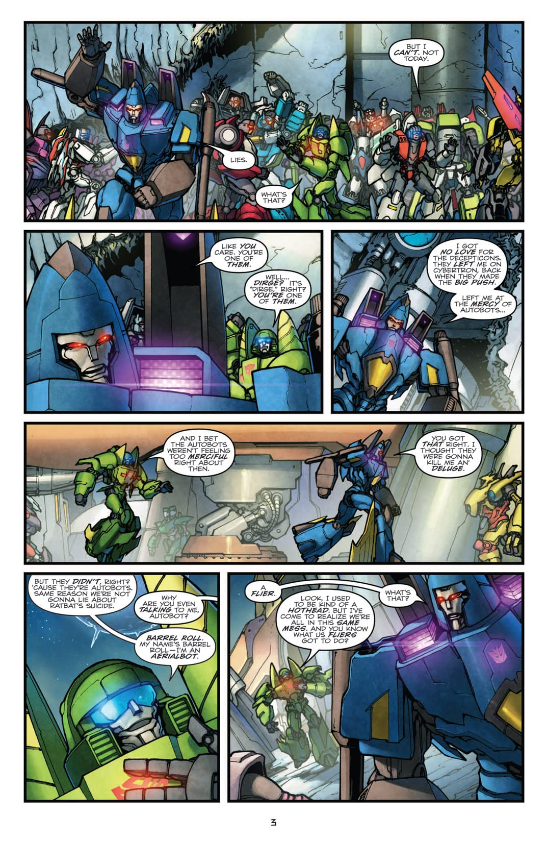 Transformers: Robots In Disguise (2011-2016) #3