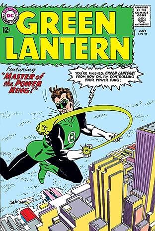 Green Lantern (1960-1986) #22