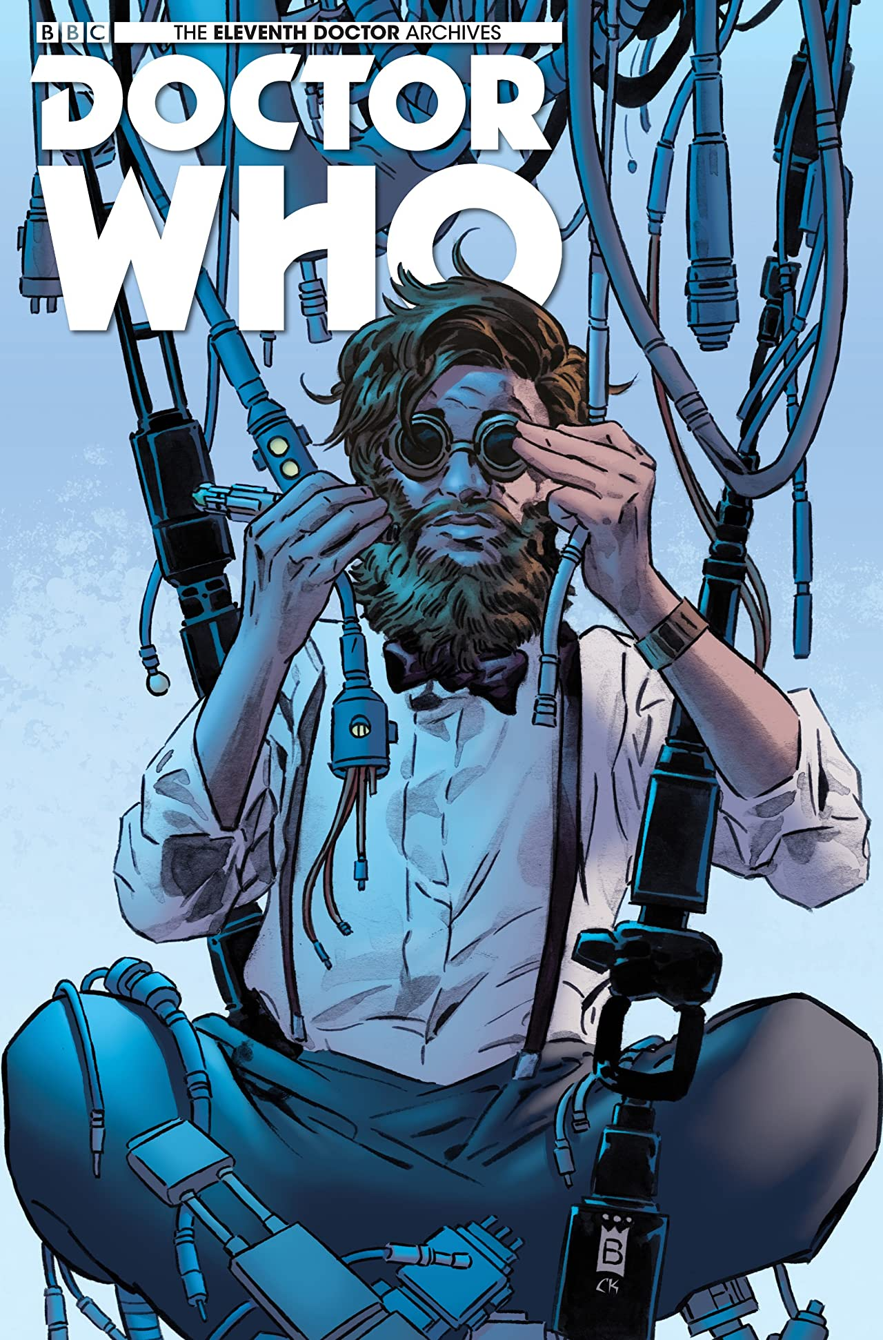 Doctor Who: The Eleventh Doctor Archives #32