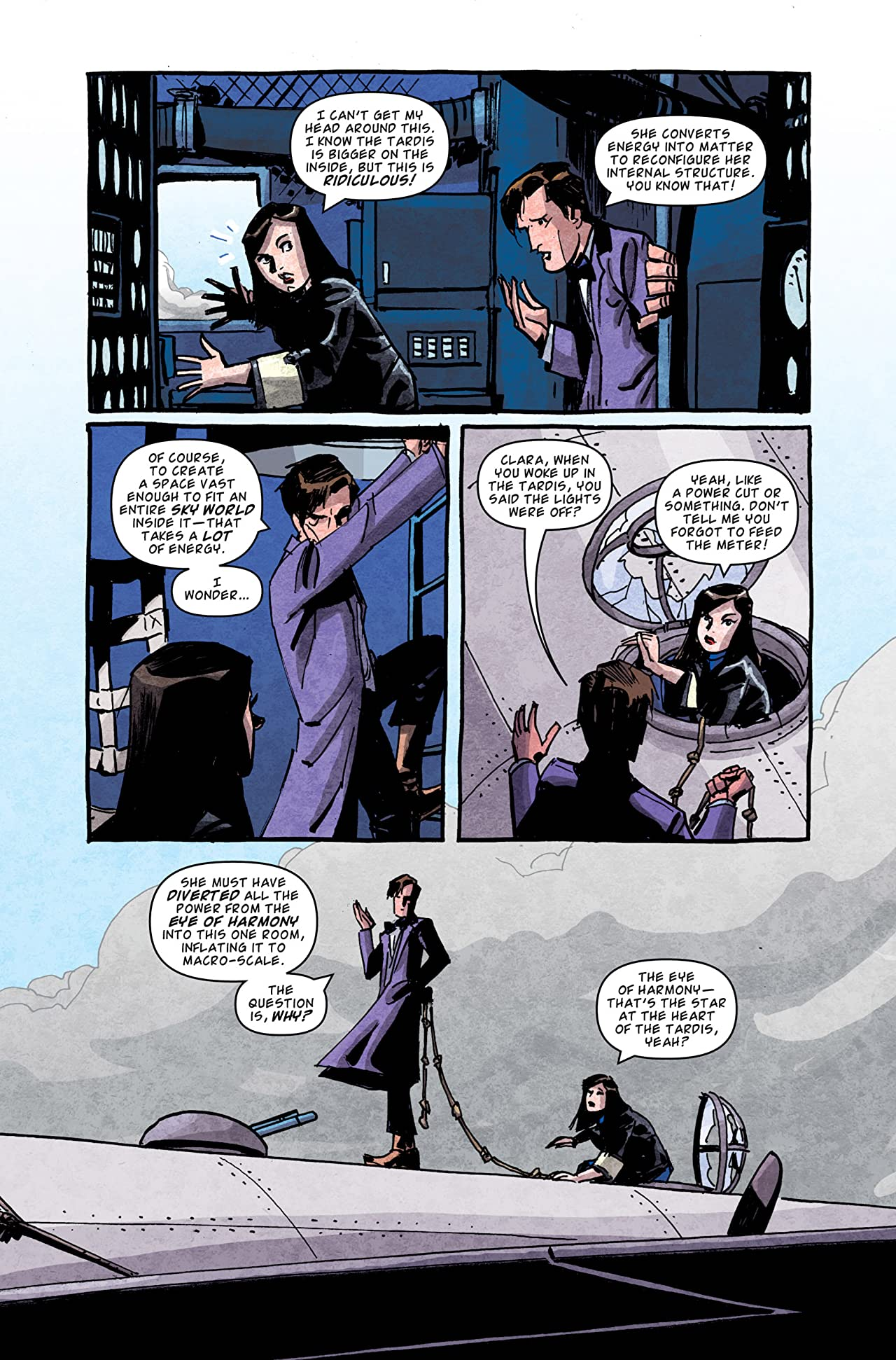 Doctor Who: The Eleventh Doctor Archives #33