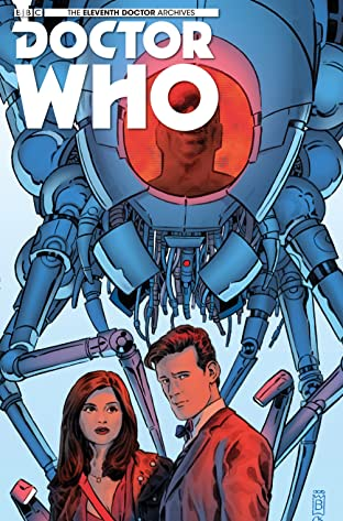 Doctor Who: The Eleventh Doctor Archives #34