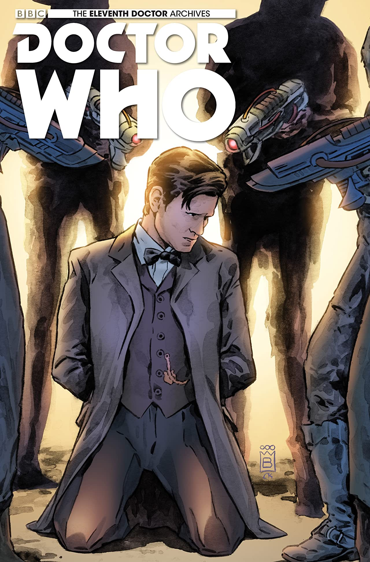 Doctor Who: The Eleventh Doctor Archives #37