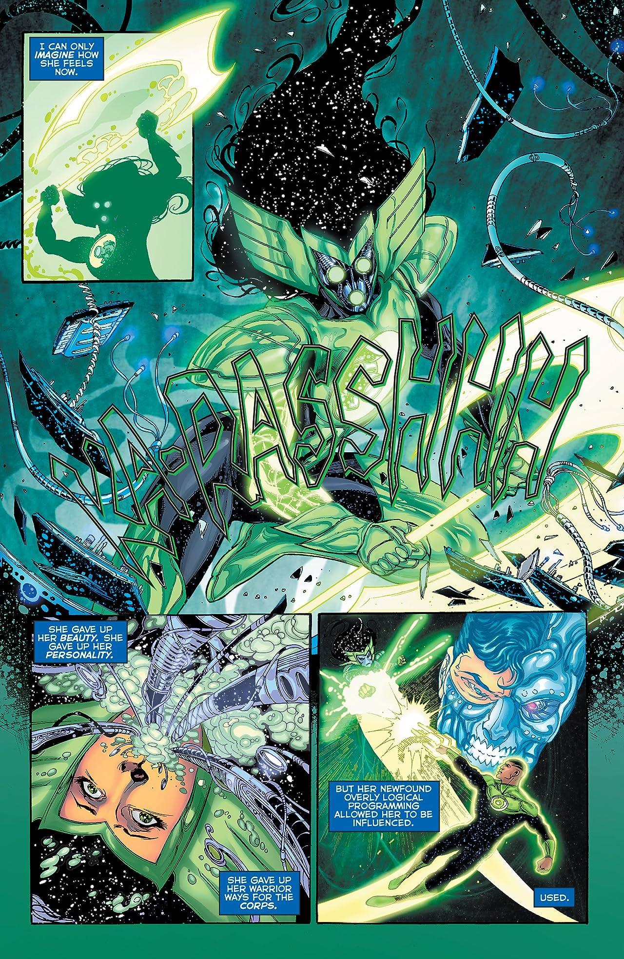 Green Lantern Corps (2006-2011) #63