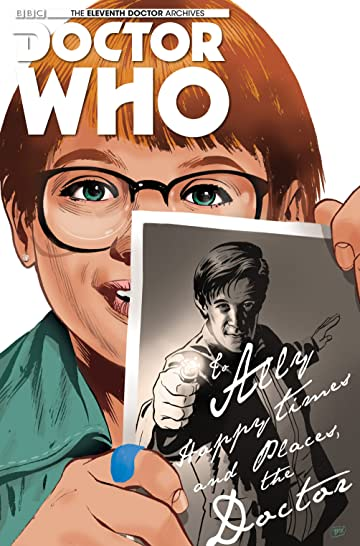 Doctor Who: The Eleventh Doctor Archives #39