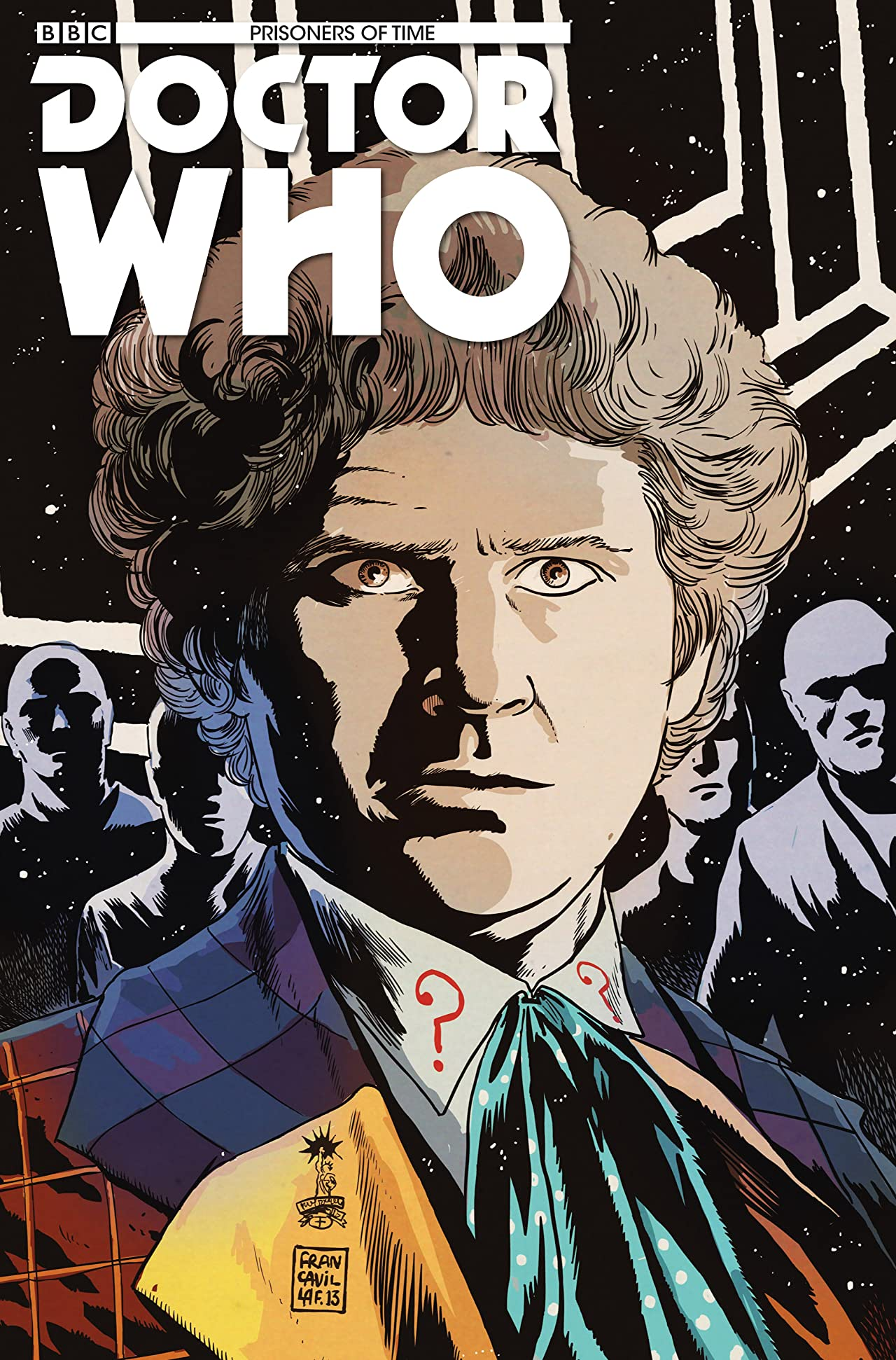 Doctor Who: Prisoners of Time #6