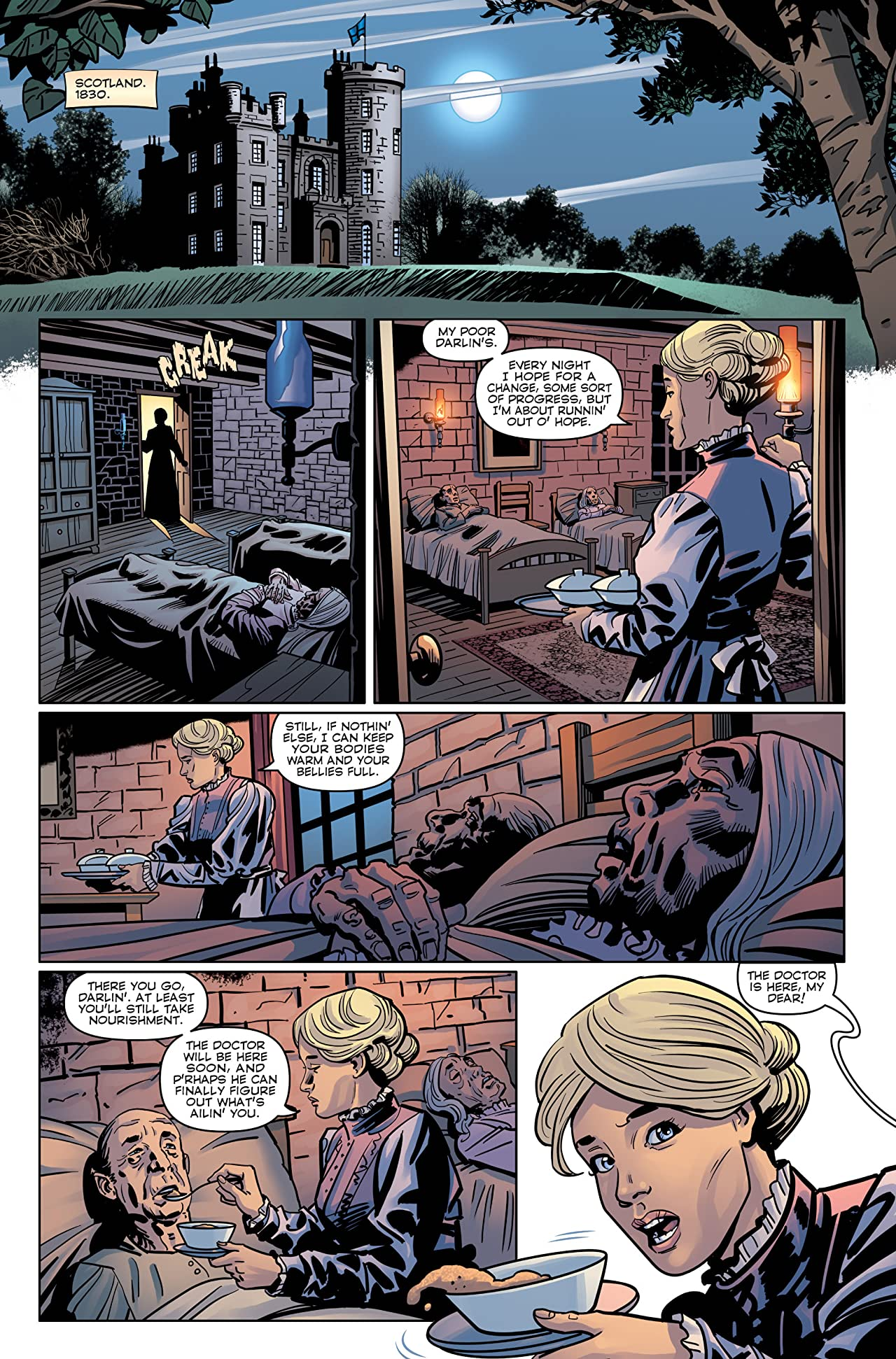 Doctor Who: Prisoners of Time #7