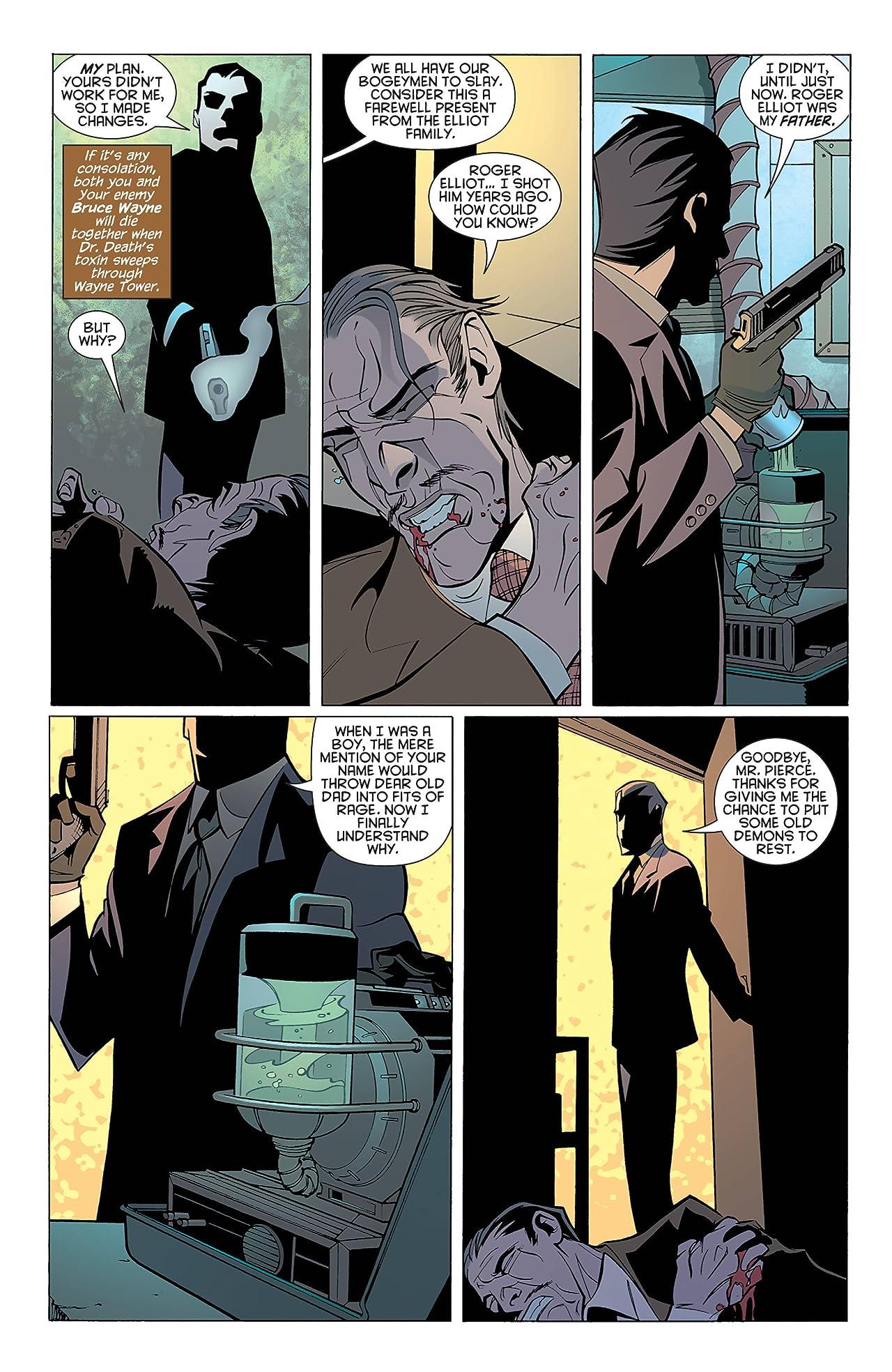 Batman: Streets of Gotham #21