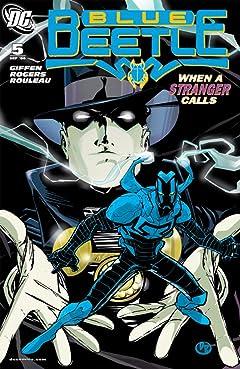 Blue Beetle (2006-2009) #5