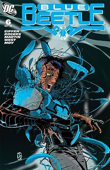 Blue Beetle (2006-2009) #6