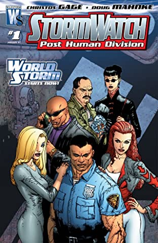 Stormwatch: PHD No.1