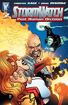 Stormwatch: PHD #2