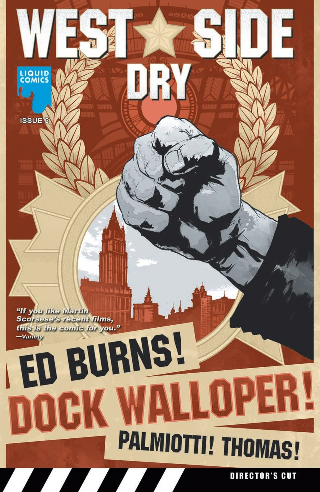 Ed Burns: Dock Walloper #5