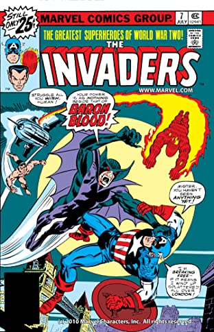Invaders (1975-1979) #7