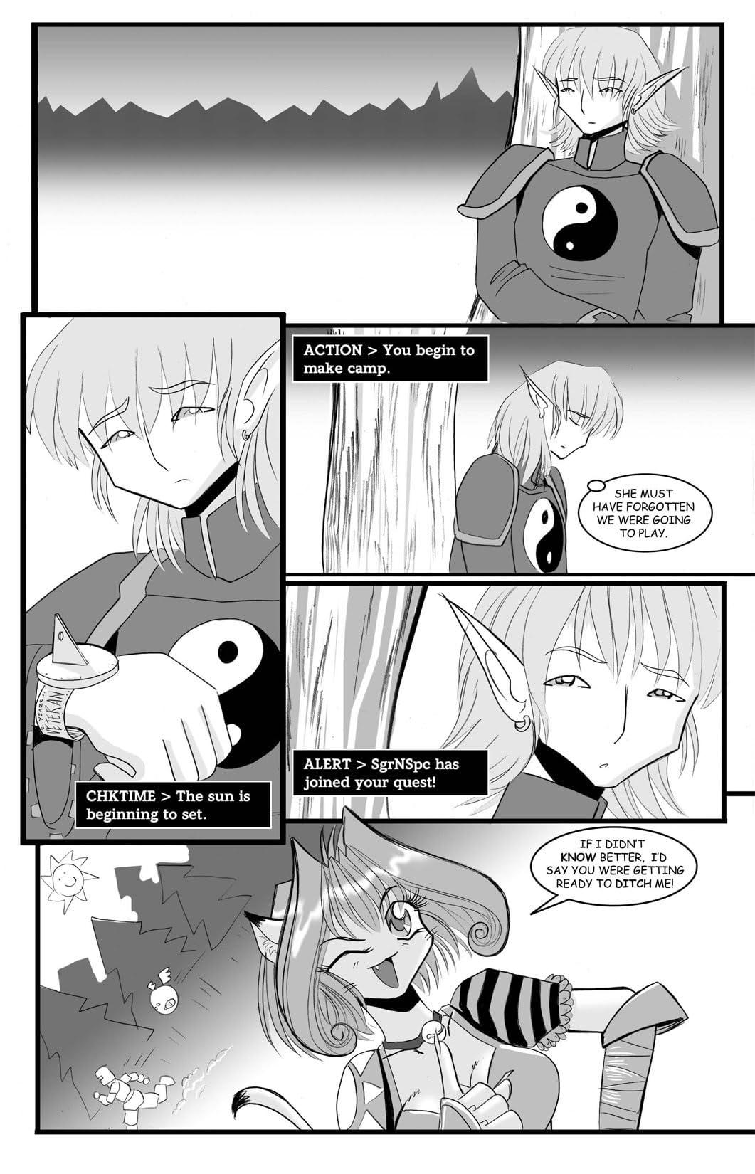 Ninja High School #114