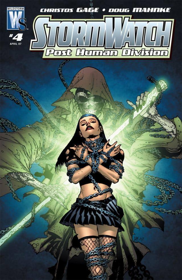 Stormwatch: PHD #4