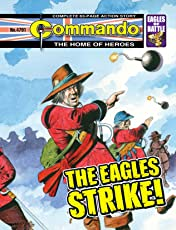 Commando #4791: The Eagles Strike!