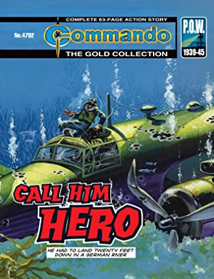 Commando #4792: Call Him Hero