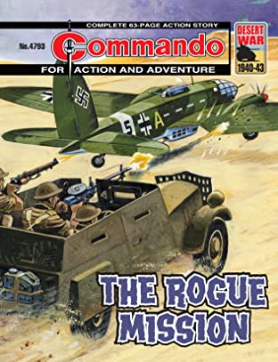 Commando #4793: The Rogue Mission
