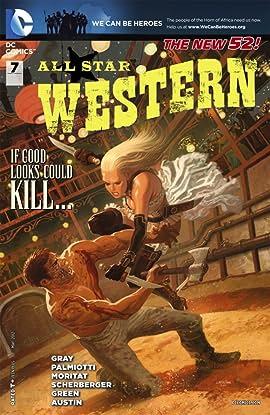 All Star Western (2011-2014) #7