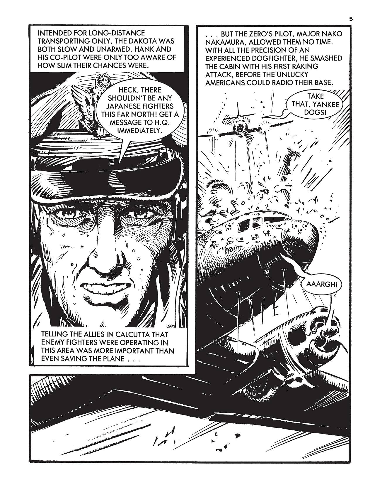Commando #4794: Duel In The Snow