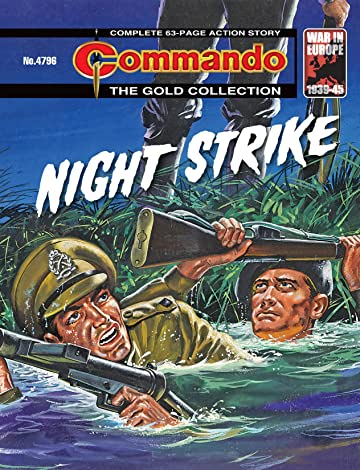 Commando #4796: Night Strike