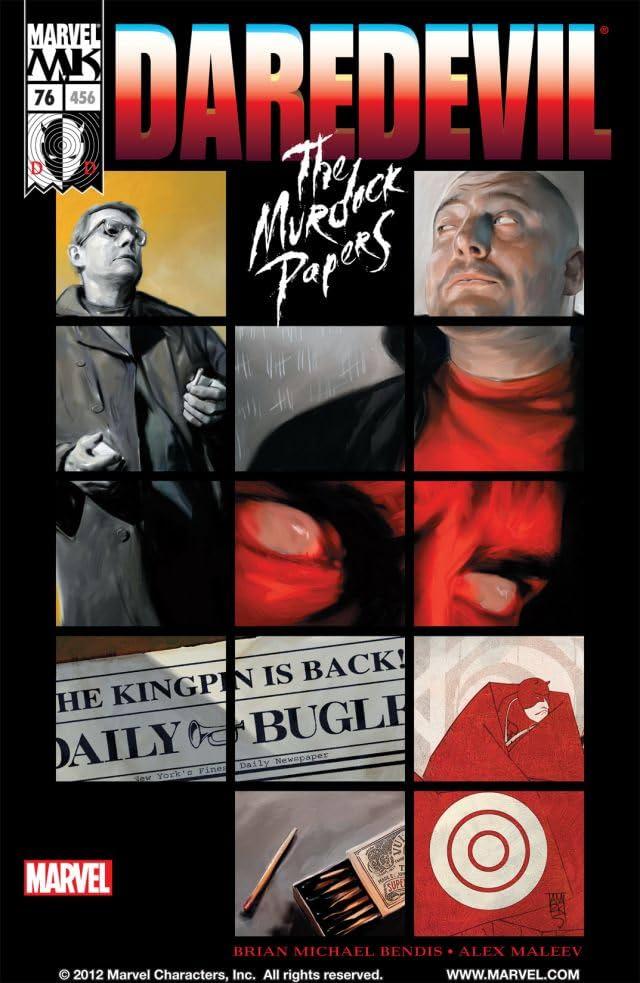 Daredevil (1998-2011) #76