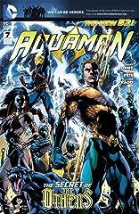 Aquaman (2011-) #7